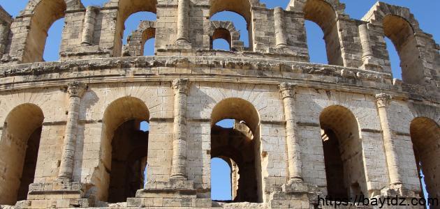 أهم المعالم الأثرية في تونس