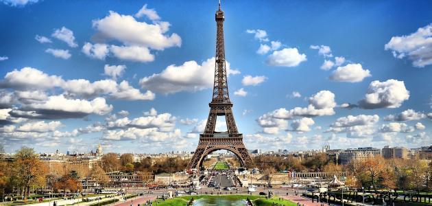 أهم المعالم السياحية في باريس