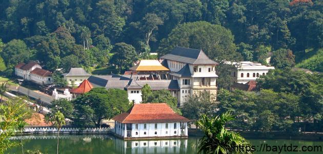 أهم المعالم السياحية في سريلانكا