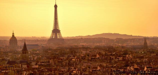 أهم المعالم السياحية في فرنسا