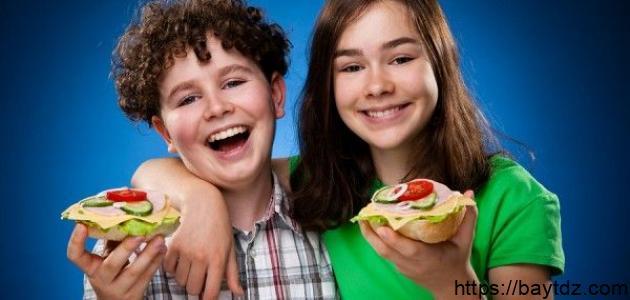 أهمية التغذية السليمة