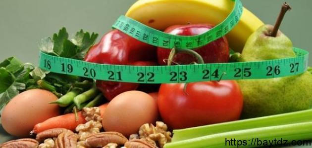 أهمية العناصر الغذائية
