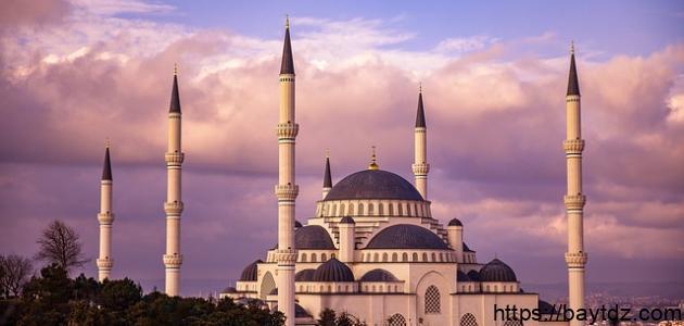 أهمية المسجد في المجتمع
