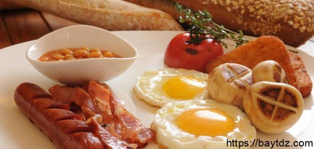 أهمية وجبة الإفطار لطلاب المدارس