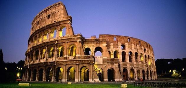 أين تأسست روما