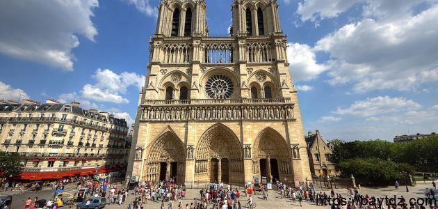 أين تذهب في باريس