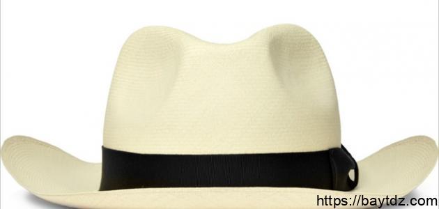 أين تصنع قبعة بنما