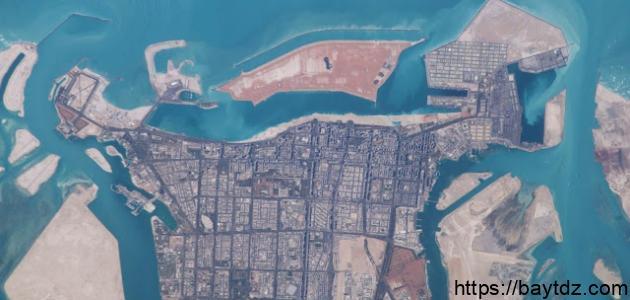 أين تقع جزيرة دلما
