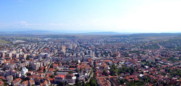 أين تقع مدينة ديفا