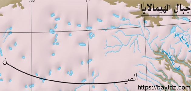 أين توجد جبال الهملايا