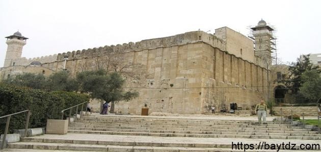 أين دفن سيدنا إبراهيم عليه السلام