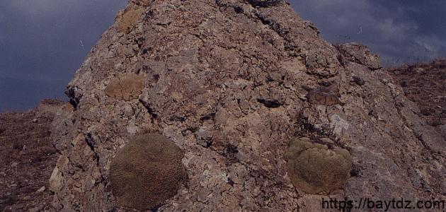أين يقع جبل قاف