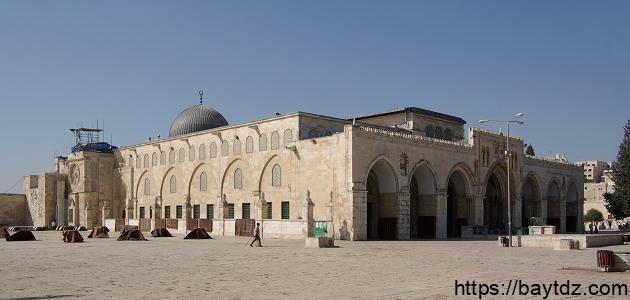 أين يقع قصر سيدنا سليمان عليه السلام