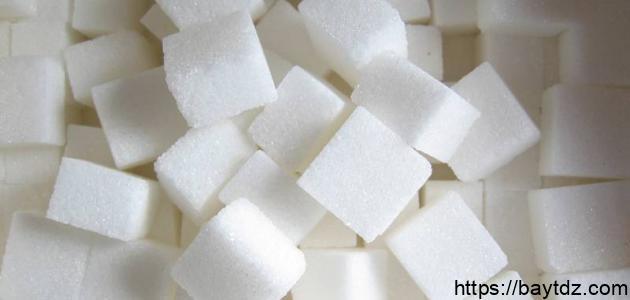 أين يوجد سكر الجلوكوز