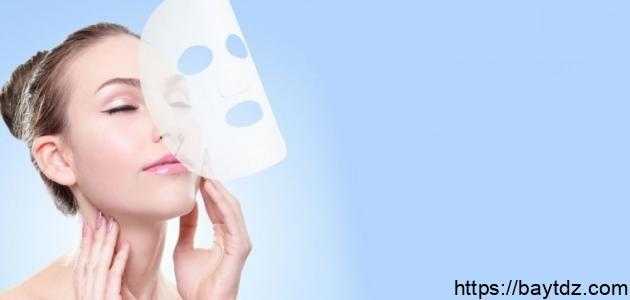 إزالة آثار الشمس من الوجه واليدين