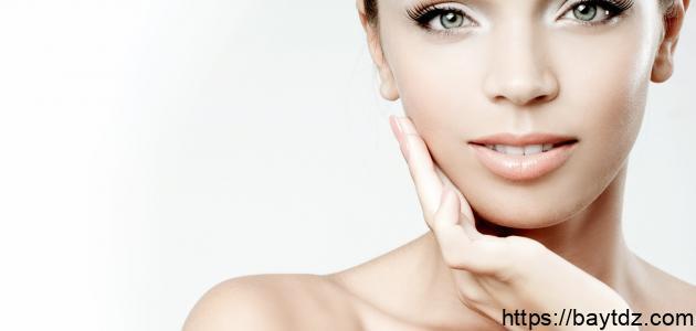 إزالة البقع السوداء من الوجه