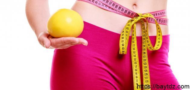 إنقاص الوزن السريع