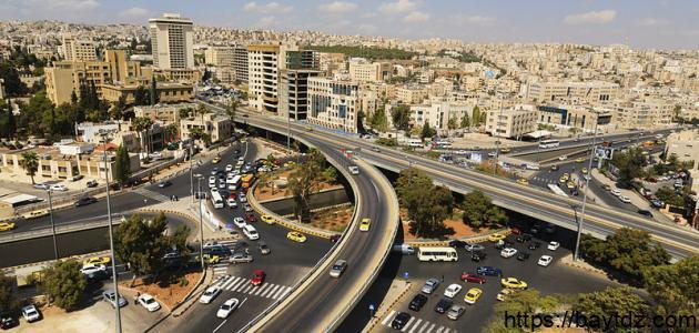 ارتفاع عمان عن سطح البحر