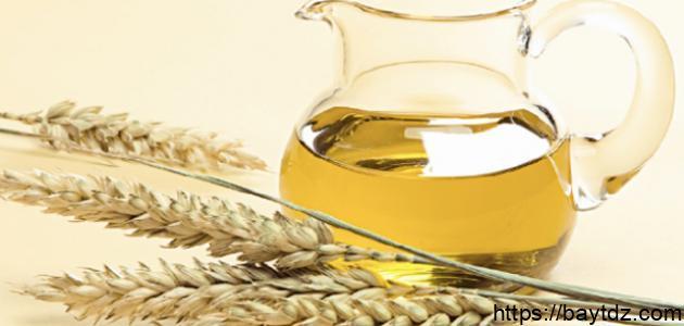 استخدام زيت جنين القمح