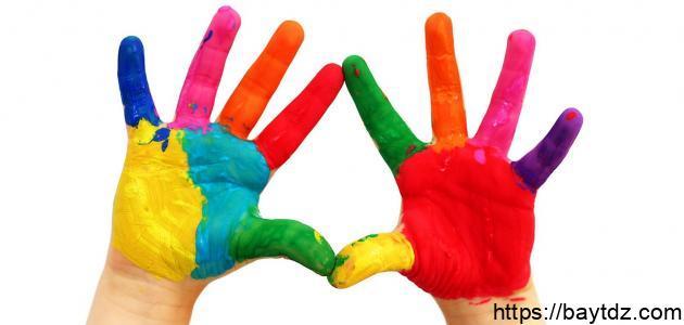 اعرف شخصيتك من خلال لونك المفضل