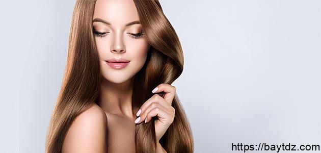 اقوى وأسرع وصفة لتطويل الشعر