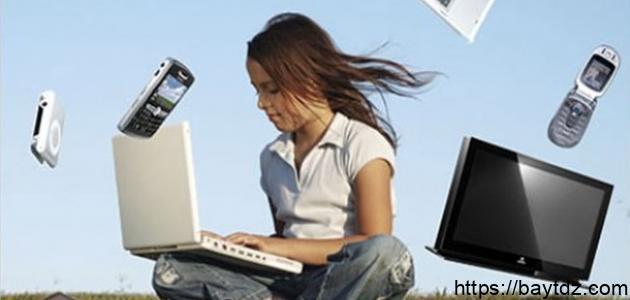 الآثار السلبية للتكنولوجيا