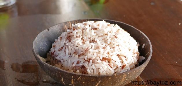 الأرز للرجيم