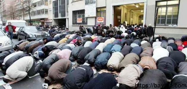 الإسلام في أوروبا