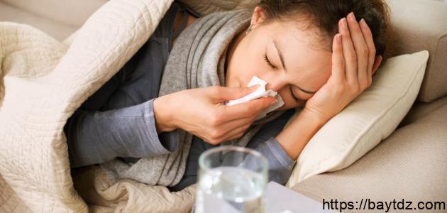 الإنفلونزا وأعراضها
