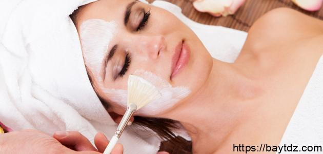 التخلص من البقع البنية في الوجه