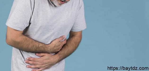 التهاب في جدار المعدة
