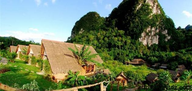 الجبل الأخضر في إندونيسيا