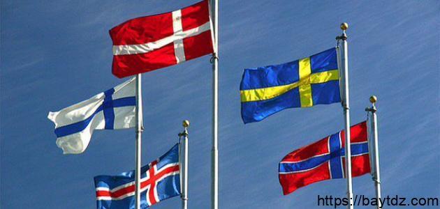 الدول الإسكندنافية
