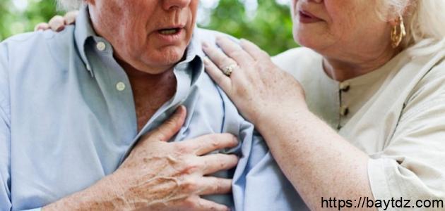 الذبحة الصدرية وطرق الوقاية منها