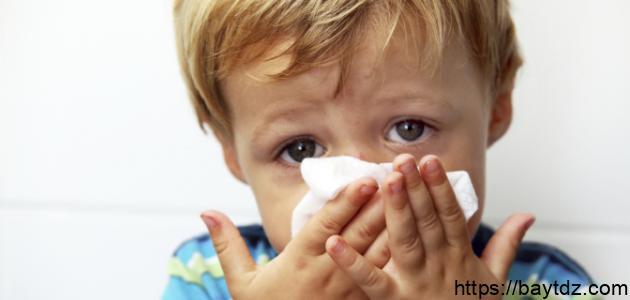 الرشح والإنفلونزا عند الأطفال – فيديو