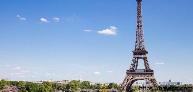 السياحة الفرنسية