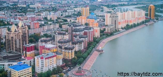 السياحة في كازاخستان