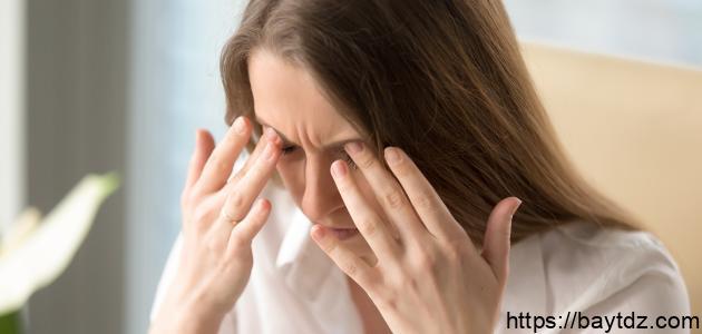 الصداع وارتفاع ضغط الدم