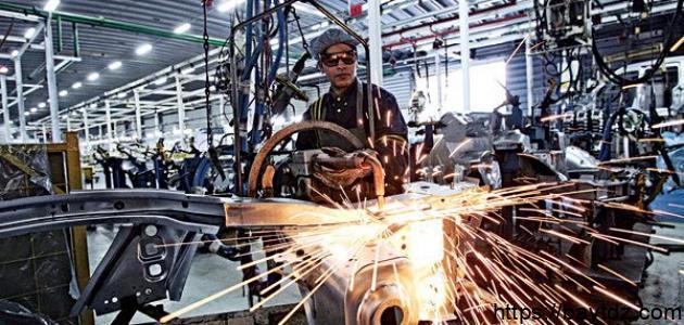 الصناعة في المغرب
