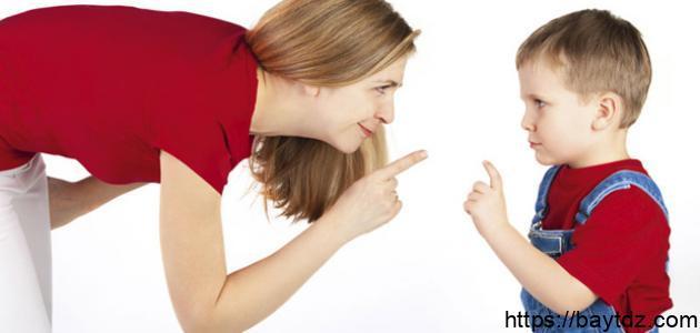 الطفل العصبي وكيفية التعامل معه