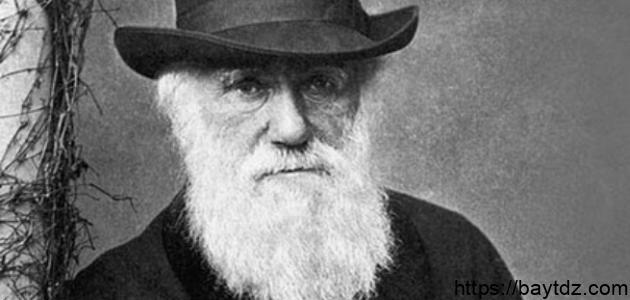 العالم داروين