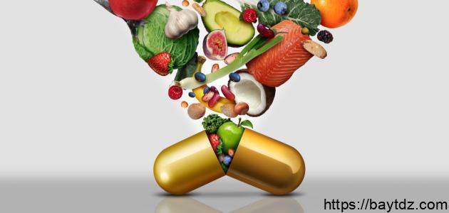 الفيتامينات المضادة للعقم