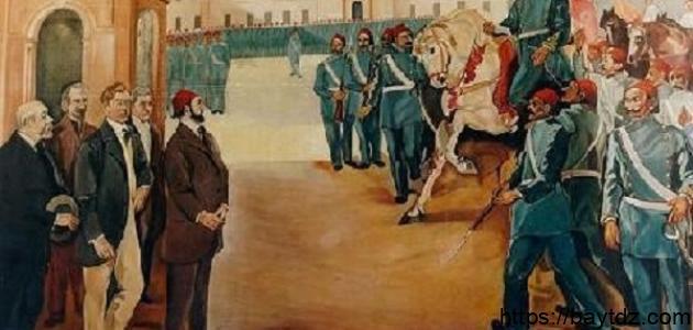 بحث عن آثار الحكم العثماني على مصر