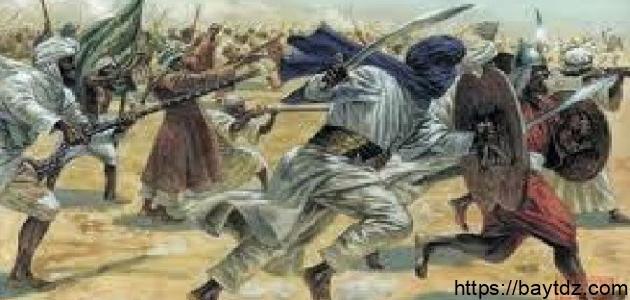 بحث عن تاريخ العرب قبل الإسلام