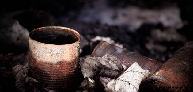 بحث عن كيفية حماية التربة من التلوث