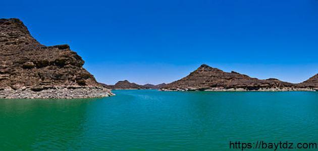 بحيرات جمهورية مصر