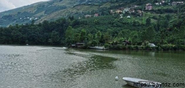 بحيرة سيراجول