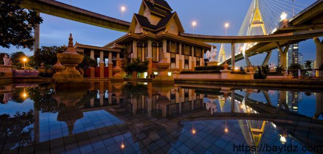 بماذا تشتهر تايلند