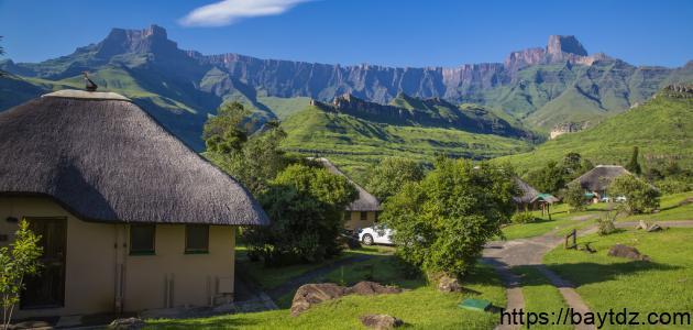 بماذا تشتهر جنوب أفريقيا