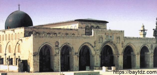 تاريخ بناء المسجد الأقصى
